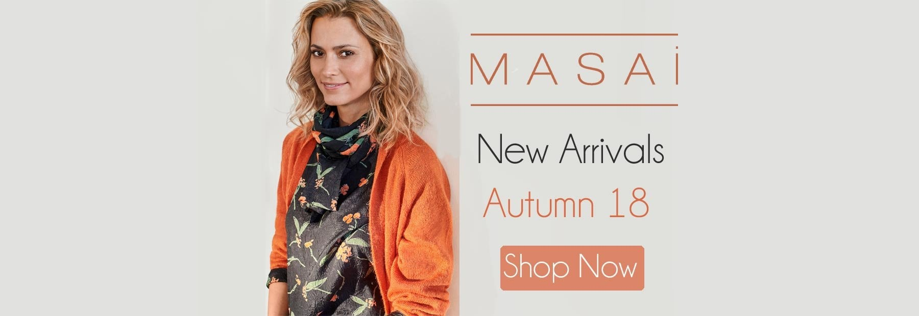New Masai Autumn Arrivals