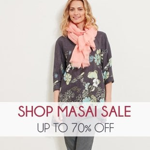 masai up to 70% Off