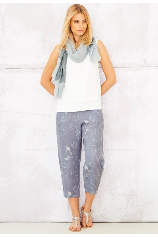 Adini ABSTRACT TROUSER