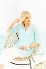 AURELIA TUNIC WHITSABLE STRIPE
