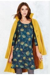 BEATHANY TUNIC ALLIUM PRINT