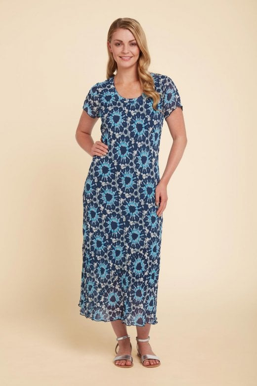 Adini BRIANNA DRESS MAIKU PRINT