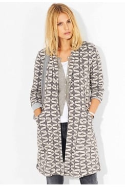 CAROLYN JACKET PEBBLE WEAVE