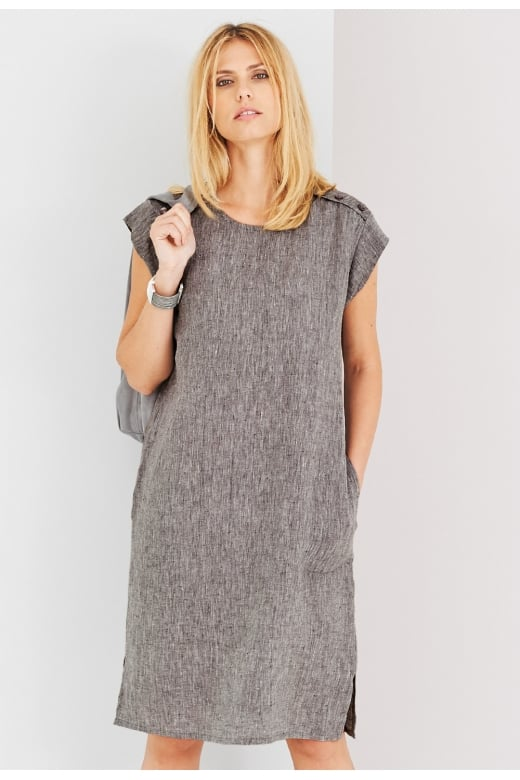 Adini CIARA DRESS CIARA LINEN