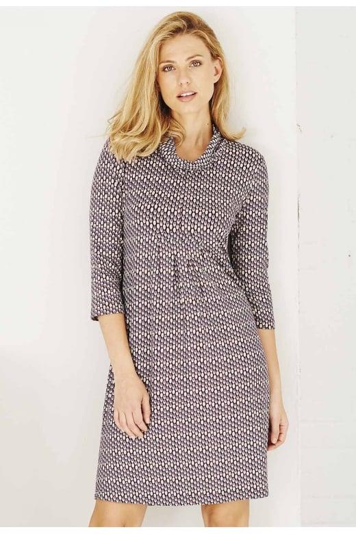 Adini CLEO PRINT DRESS