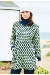 DARCIE TUNIC WINDFLOWER PRINT