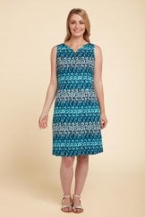 DESTINY DRESS MEDINA PRINT