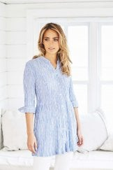 DRIFT TUNIC SEAVIEW STRIPE