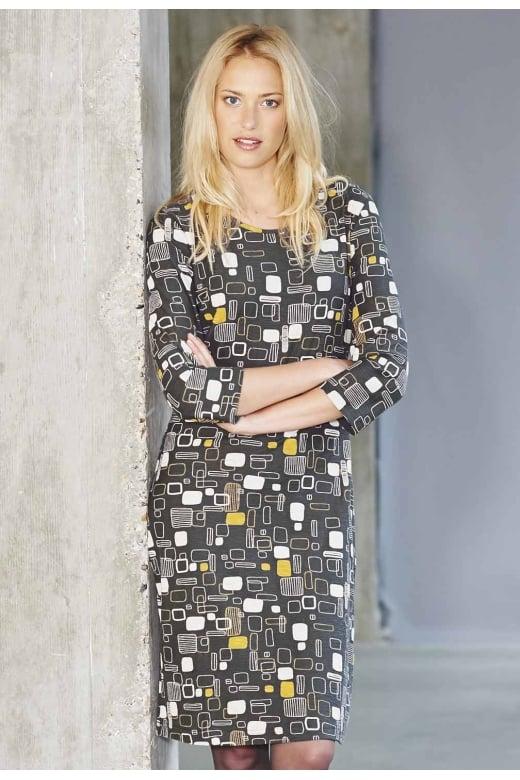 Adini ELEY PRINT DRESS