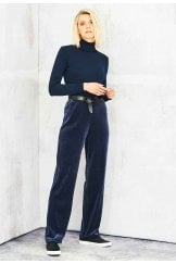 EMMA TROUSERS OPERA VELOUR