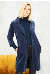 EVE COAT OPERA VELOUR