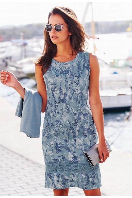 ad3f684cf4d Adini GARDEN DRESS - Adini from Sariska UK