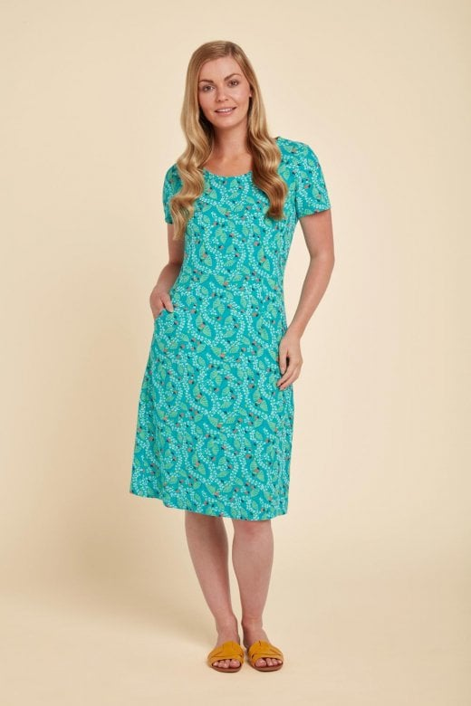 Adini HARPER DRESS MIRABELLE PRINT