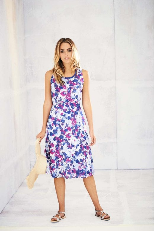 Adini HARRIET DRESS DIVINE PRINT