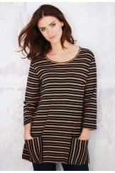 HAVEN TUNIC CAMDEN STRIPE