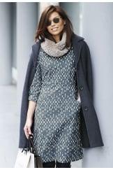 JUNO PRINT DRESS