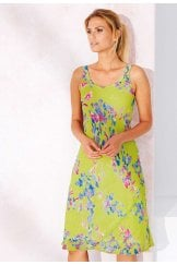 KERRY DRESS MADELINE PRINT