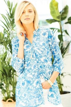KERRY TUNIC CEBU PRINT