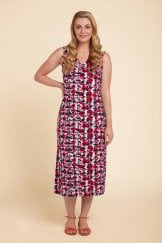 LENA DRESS MARJORELLE PRINT