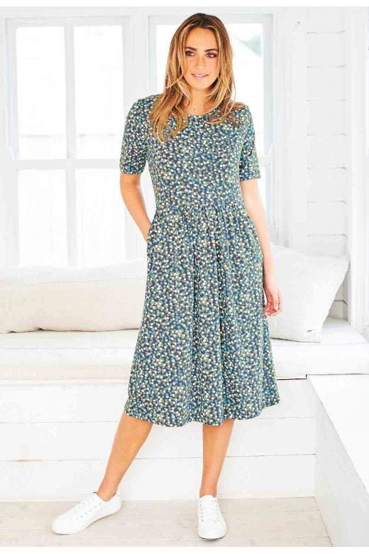 Adini LIZZIE DRESS TRIPLE SPOT