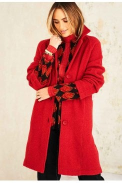 LUCILLE COAT ALPINE KNIT