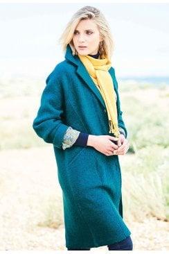 LUCILLE COAT ALPINE KNIT