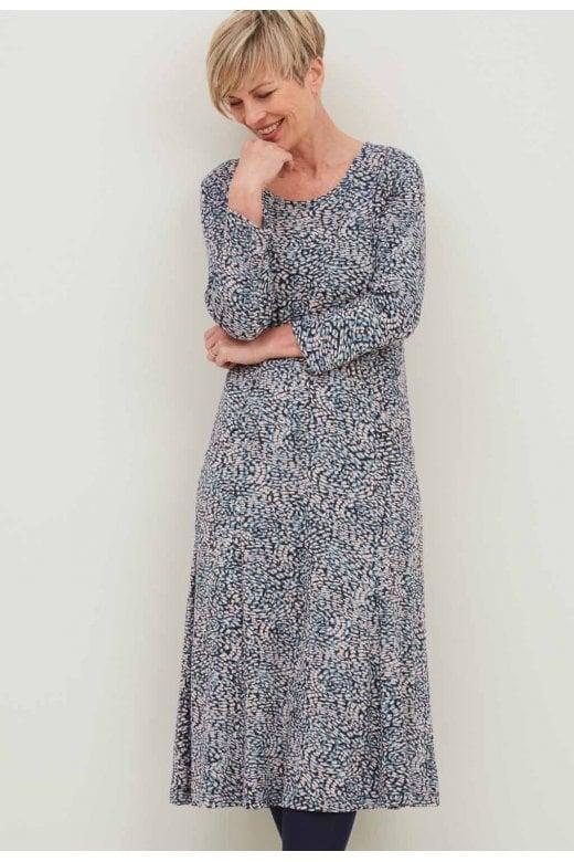 Adini LUNA DASH PRINT DRESS