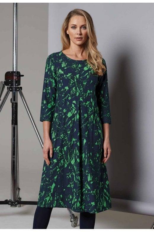 Adini LYLA JUNGLE PRINT DRESS