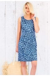 MANDY DRESS BRUNEL PRINT
