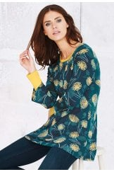MAPEL TUNIC ALLIUM PRINT