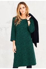 MARGOT DRESS TAPESTRY WEAVE