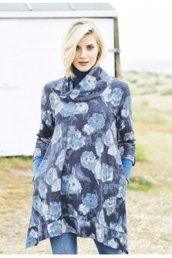 MARIE TUNIC TAPESTRY PRINT