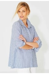 MARINE TUNIC SPINIKA STRIPE