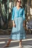 Adini MARSHA SKIRT MAISIE PRINT