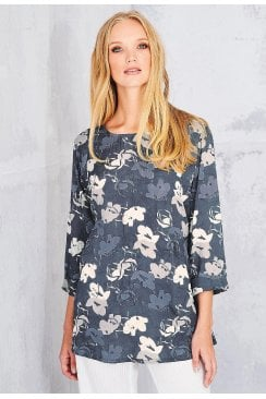 MILLIE TUNIC BRIDGET PRINT