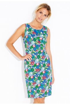 MINDY DRESS COCO PRINT