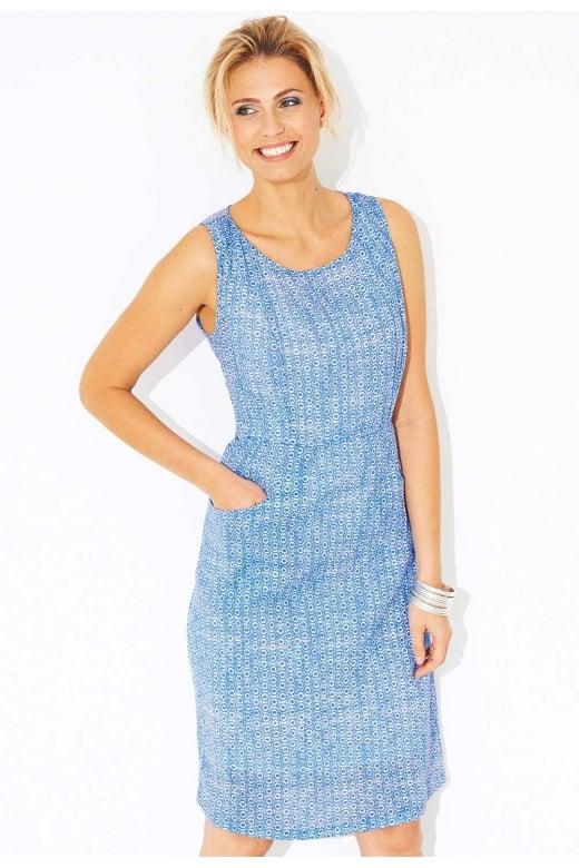 Adini NANCY DRESS POLLENCA PRINT