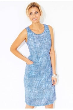 NANCY DRESS POLLENCA PRINT