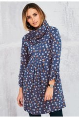 PARIS TUNIC STELLA PRINT
