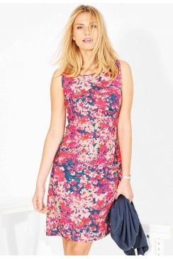 PEARL DRESS HANNAH PRINT