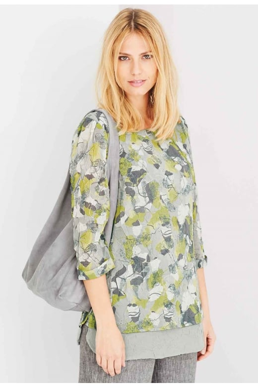 Adini PENELOPE TUNIC ANTIQUE FLOWER