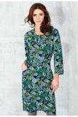 Adini PENTON DRESS ASHTON PRINT