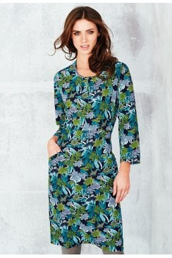 PENTON DRESS ASHTON PRINT