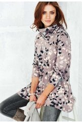 PHILLIPA TUNIC VALENTINA PRINT