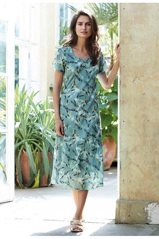 Adini RIVER DRESS SIROCCO PRINT