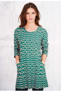 ROSELLE TUNIC MAXWELL PRINT