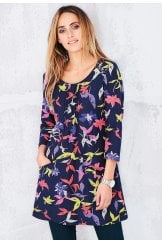 SADIE TUNIC ELEANOR PRINT