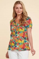 SHERRY TOP HAWAII PRINT