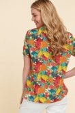Adini SHERRY TOP HAWAII PRINT