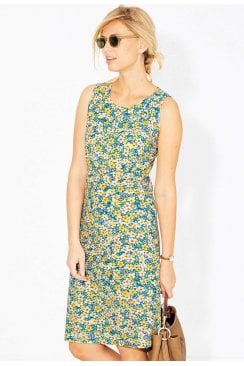 SUNSET CALYPSO DRESS